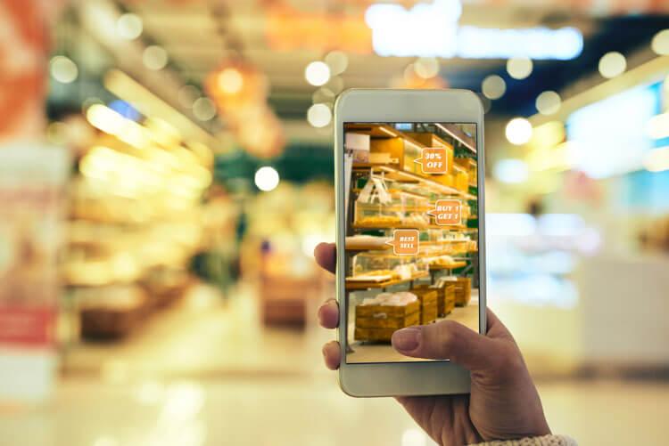 Aufgabengebieten im Augmented/ Virtual Reality Marketing