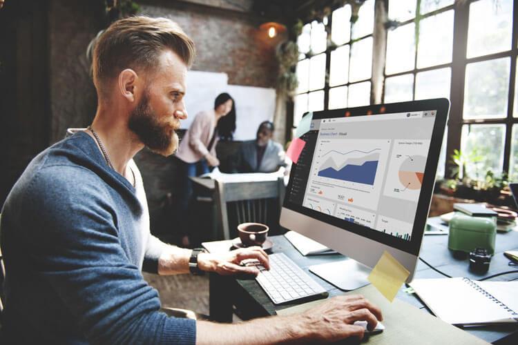 Aufgabengebieten im Online Marketing