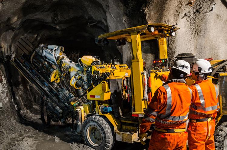 Bedrohte Berufe im Bereich Bergbau